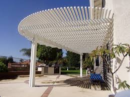 Vinyl Patio Cover Materials by What Kind Of Material Is Best For Patio Covers