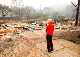 Wildfire Sacramento Area by Couple Killed In California Wildfire Wed 75 Years The Sacramento Bee