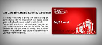 gift card companies loyalty cards uae android nfc supported on demand saas based