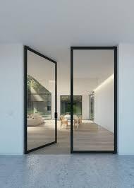 jardin de cuisine salon de jardin casa inspirant glass door with steel look