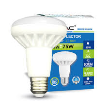 r80 led bulb 60w equal 800 lumens e27 base