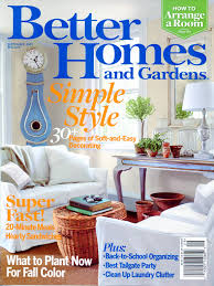 best collections of better homes and gardens magazine subscription