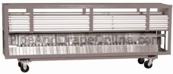 Pipe And Drape Hooks Pipe And Drape Storage Carts And Bags