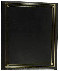pioneer albums pioneer photo albums 3 ring bound black leatherette