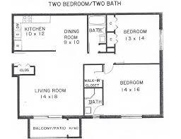 two bedroom two bath floor plans two bedroom two bath floor plan villa belmont condominiums