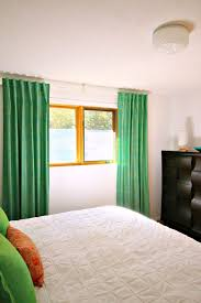 Emerald Green Curtain Panels by Bedroom Green Curtains Bedroom Curtains 701100929201769 Green