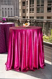 table linens for rent azalea gigi hot pink table linen rental for special