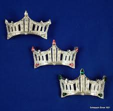 rhinestone crown pin an instant pageant classic schoppy s since