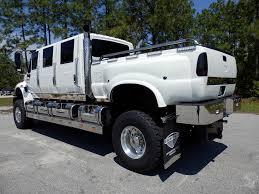 six door ford truck kodiak six door international f650 supertrucks
