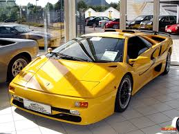used lamborghini diablo lamborghini diablo sv technical details history photos on better