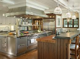 professional kitchen design ideas a kitchen with the presence of hospitality hgtv