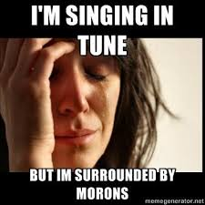 Choir Memes - first world choir problems blog eric whitacre