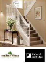 Richard Burbidge Handrail Trademark 32mm Heavy Duty Primed Handrail U0026 Baserail Chiltern Timber