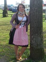 femme fragile almenrausch traditional bavarian dress