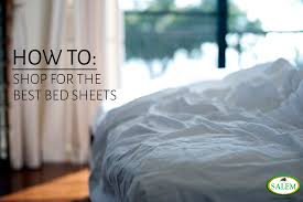 The Best Sheets How To Shop For The Best Bed Sheets The Official Blog