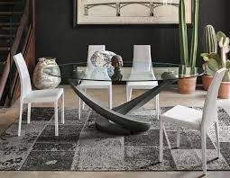 large glass top dining table best 25 oval glass dining table ideas on pinterest large with idea 0