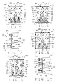 Sewing Machine Parts Diagram Worksheet Patent Us6856056 Three Phase Electric Motor Terminal Box Mounted