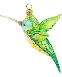 deal alert 5 hummingbird ornament green