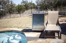 outdoor kegerator built in u2014 outdoor furniture