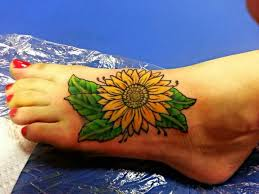 40 sunflower tattoo designs ideas and meaning inspirationseek com
