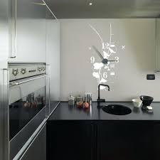 horloge murale cuisine originale pendules de cuisine originales enbonnesantac horloge murale à