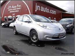 nissan leaf zero emission used nissan leaf vehicle for sale in estrie jn auto