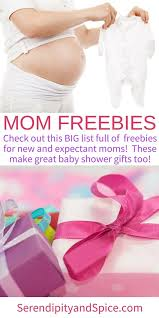 Baby Shower Tips For New Moms by Free Stuff For New Moms Serendipity And Spice Easy Recipes