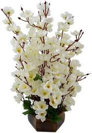 white orchid flower artificial white orchid flower at rs 365 flower