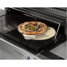 cuisiner avec barbecue a gaz à pizza cingaz pour pizza au barbecue gaz