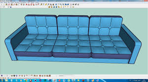 как сделать диван how to make a sofa in sketchup part1 youtube