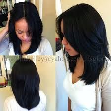 Sew In Bob Hairstyle Best 10 Sew In Hairstyles Ideas On Pinterest Sew In Weave