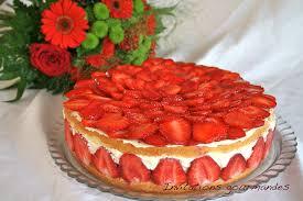 cuisiner pour 10 personnes fraisier invitations gourmandes