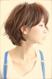 Japanische Bob Frisuren by Frisuren Für Dickes Haar Hinterkopf Kurzhaarschnitte Und