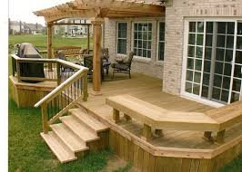mobile home deck designs 42 manufactured home pergola deck