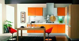 orange kitchen design 15 high gloss kitchen designs in bold color choices home design