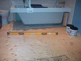 How To Replace Bathroom Incredible Replacing Bathroom Tile Floor Pertaining To Bathroom