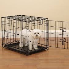 amazon com proselect easy dog crates for dogs and pets black