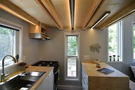 kitchen interior photo how one adapted a 204 square foot tiny house for their new