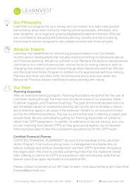 ideas of financial advisor introduction letter for download