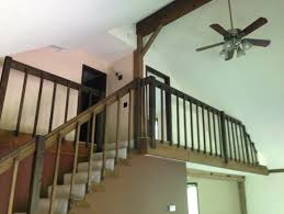 Replacement Stair Banisters Replacing Stair Railing