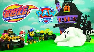 Crusher Halloween Costume Paw Patrol U0026 Blaze Monster Machines Trick Treat