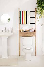 Bathroom Storage Ladder Bronte Bathroom Leaning Ladder Storage Bathroom Storage