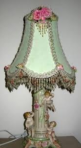 Vintage Table Lamp Shades Best 25 Vintage Lampshades Ideas On Pinterest Bhs Co Uk