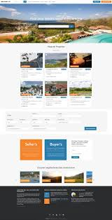 Real Estate Bootstrap Template by Templatic Customer Story On Real Estate Theme Sanjuandelsur Org