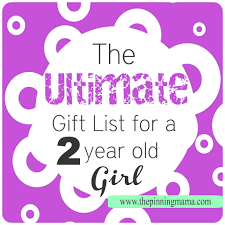 best gift ideas for a 2 year old birthdays gift and girls