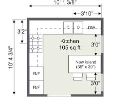 how to design own kitchen layout kitchen planner roomsketcher