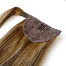 salt and pepper tape in hair extentions salt n pepper balayage colour ponytail seamless1