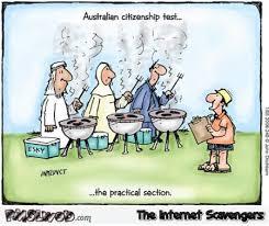 Funny Meme Cartoons - australian citizenship test funny cartoon pmslweb