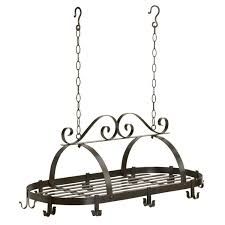 use koehler home decor collection to decorate your room beautiful hanging rack also has many shapes that you can use to hung pot kitchen utensils
