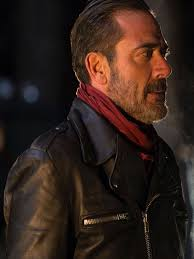 the walking dead negan leather jacket new american jackets